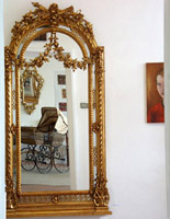 Zrestaurované zrcadlo